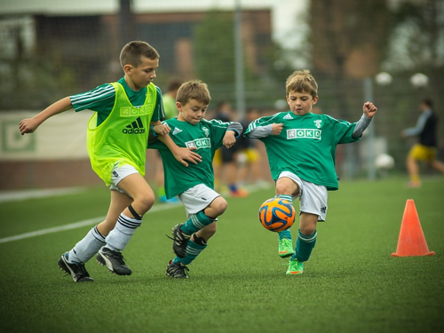 Kids Football Courses Kent