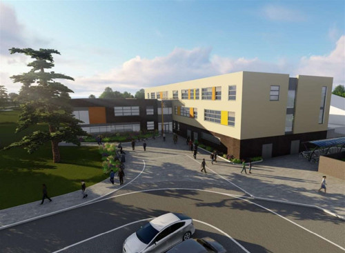 high weald academy cranbrook